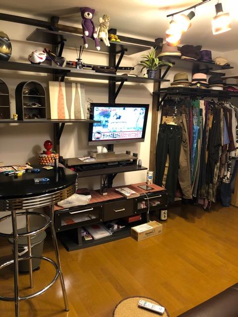 テレビ台After